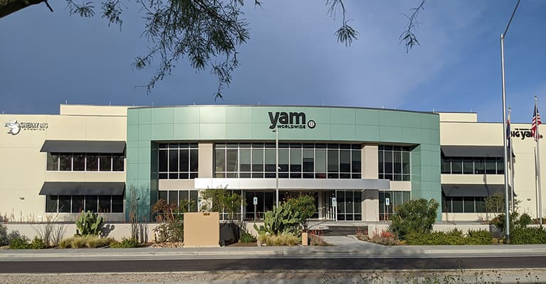 Yam Worldwide HQ